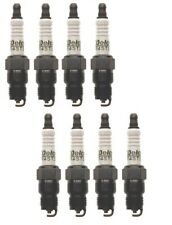 Set Of 8 Spark Plugs Pre-Gapped .044 AcDelco For Mercury Ford Lincoln V8