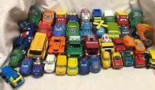 Huge Lot Tonka Chuck & Friends Playskool Hasbro Kid Galaxy Lot Of 40 Trucks