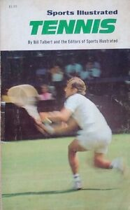 Sports Illustrated Library - Book of Tennis by Bill Talbert 1972 edition