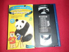 Baby Genius A Trip To The San Diego Zoo & Growing Up With Winnie The Pooh VHS