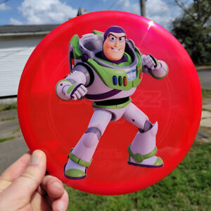 New custom Printed Discraft Elite Z BUZZZ SS 178gm Mid Range - disc golf