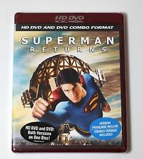 Superman Returns Limited Edition HD DVD Combo English French Import NEW SEALED