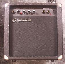 Silvertone Smart IIIs Combo Guitar Amp Practice Amplifier LN Condition