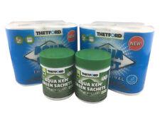 Spar Set C19 Thetford Aqua Kem Green Sachets Santärzusatz Toilettenpapier