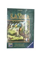 La Isla Explore the Island of Mystery Board Fun Family Game Ravensburger New