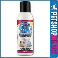 Fidos Friend Bunny Bath Shampoo & Conditioner 125mL (FREE SHIPPING)