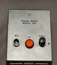 Chaos Audio intercom beltpack