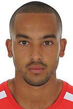 Football Photo>THEO WALCOTT Arsenal 2014-15