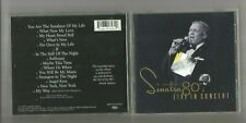Frank Sinatra : Sinatra 80th: LIVE IN CONCERT CD (1995)