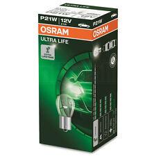 10 x OSRAM 382 Ultra Life 12v P21W Car Rear Fog Brake Tail Reversing Light Bulbs