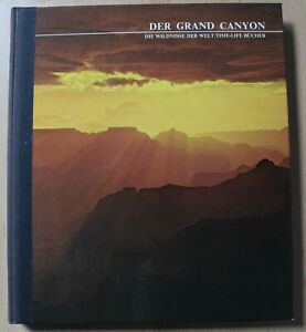 "Buch ""der Grand Canyon"" - Time-Life-Bücher/Amsterdam"