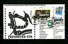 Ranto Cachet US FDC #3322 on 3229 X Games Bicycle extreme sports 1999