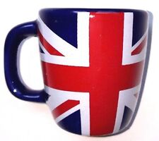 Union Jack Ceramic Mug Shaped Fridge Magnet