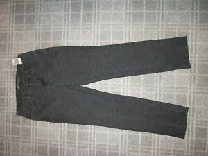 Levi's 505-LADIES RETRO JEANS denim trousers SIZE 10-12 STRAIGHT MIDRISE STRETCH