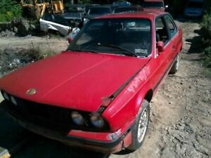 Trunk/Hatch/Tailgate Coupe Without Spoiler Fits 87-91 BMW 325i 70830