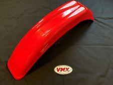 MAICO FRONT FENDER 1975-77 MAICO FENDER RED 1977 MAICO FRONT PLASTIC VMX AHRMA