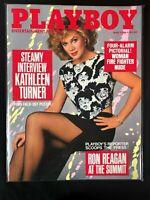 Playboy, magazine, May, 1986, Christine Richters