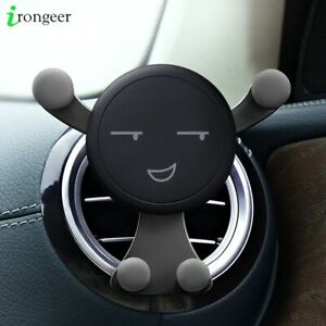 Gravity Car Phone Holder Air Vent Mount Cell Smartphone Holder For Phone In Car