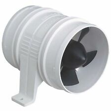 "Attwood Turbo 4000 Series II - 4"" Boat Bilge Blower Fan - 12V"