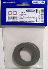 Massoth 8314102 Ersatzschleifringe 2 Stück für LGB #2067, 20670 Neuware