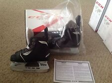 CCM RBZ Rapide Youth Hockey Skate, NEW, US. Shoe Size 12.5 (skate size 11)