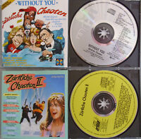 Zärtliche Chaoten 1 & 2- Soundtracks- 2 CDs WIE NEU