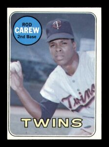 1969 Topps Set Break # 510 Rod Carew EX-MINT *OBGcards*