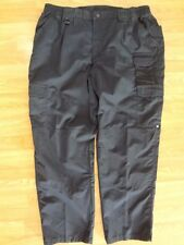 Propper Men's Blue Ripstop Tactical Cargo Pant 42x32 Poly/Cotton Police EMT