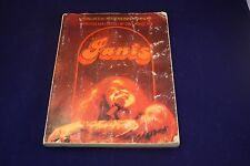 Janis by David Dalton Softcover 1971 1st edition Simon and Schuster NO record
