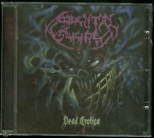 Accidental Suicide Dead Erotica CD new Vic Records