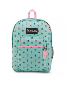 """New With Tags Trans by JanSport® 17"""" SuperMax Backpack - Munchies"""