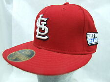 New Era 59/50 St, Louis Cardinals  World Series Fitted Baseball Cap 7 New
