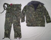 Soviet Russian Army winter Afghanka Butan camo suit size 50-3 Afghanistan war