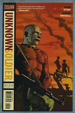 Unknown Soldier #2 (Jan 2009, DC Vertigo) Joshua Dysart Alberto Ponticelli m