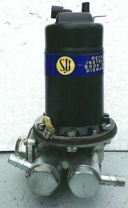 12V..Hi pressure SU Fuel Pump no. (AUF 301)  JAGUAR /MGB  etc etc .DUAL POLARITY