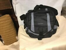 Centon camera bag Black&Silver