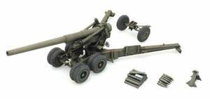 """Artitec 6870388 US Gun 155 MM Gun M1 """" Long Tom """" Finshed Model Ho New"""