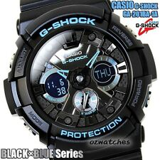 CASIO G-SHOCK MENS WATCH GA-201BA-1A FREE EXPRESS BLACK GA-201 GA-201BA-1ADR