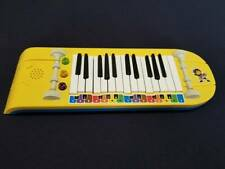 Beat Bugs Band Jay's Skateboard Keyboard 15 Key Piano Toy WORKS!