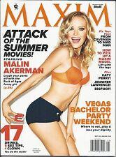 Maxim magazine Malin Akerman Claudia Bassols Anna Hutchinson Bachelor party