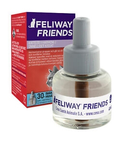 Feliway Friends Diffuser for Cats - 48ml