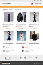 Alixpress Affiliate Website
