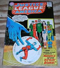 Justice League of America #14 fine/very fine 7.0