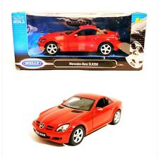 WELLY 1/24 MERCEDES-BENZ SLK350 VOITURE