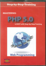 Mastering PHP 5.0 Web Programming Learn Tutorial CBT Step by Step Training PC