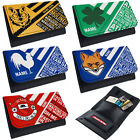 Retro Football Tobacco Pouch Baccy Wallet  Personalised Birthday Gift ALL TEAMS
