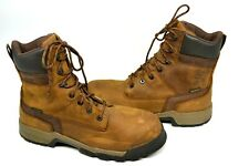 6004ff2c724 Wolverine Leather Waterproof Work & Safety Boots for Men for sale | eBay