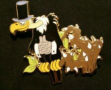 Fantasy Disney Pin Pre Sale - Brer Vulture - The Song of the South. Disney pin.