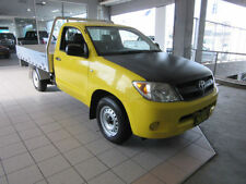 Cab Chassis HiLux Right-Hand Drive Cars