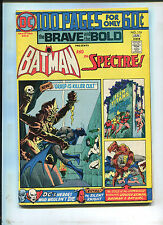 BRAVE AND THE BOLD #116  (7.0) BATMAN AND THE SPECTRE  TEEN TITANS HIGH GRADE